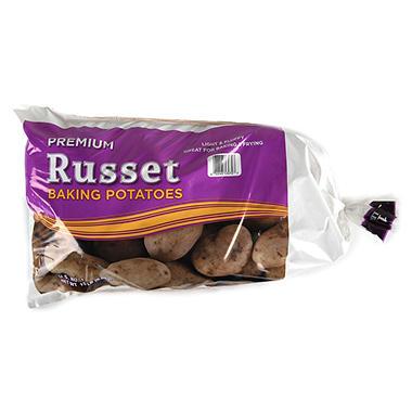 Baking Potato - 15 lbs.