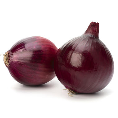 Sweet Red Onions (5 lbs.)