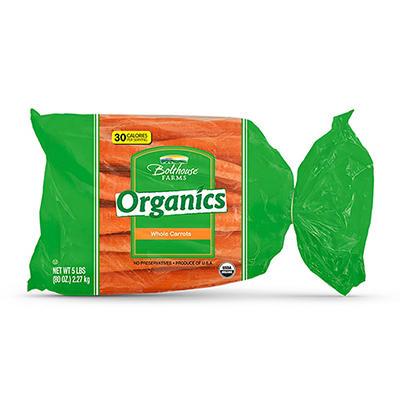 Tender Sweet Carrots - 5 lb. bag