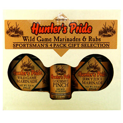 Hunter's Pride Sportsmans Gift Pack - 1 ct.