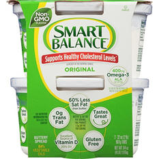 Smart Balance® Buttery Spread - 2 lb. - 2 pk.