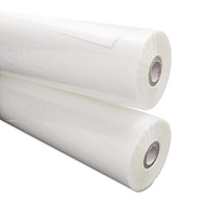 "GBC - HeatSeal Nap-Lam Roll I Film, 1.5 mil, 1"" Core, 25"" x 500 ft. -  2 per Box"