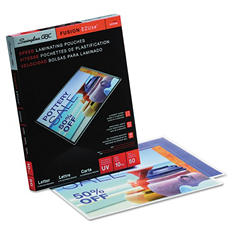 Swingline - Clear Premium Laminating Pouches
