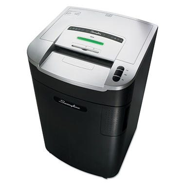 Swingline LS32-30 Heavy-Duty Strip-Cut Shredder - 32 Sheet Capacity