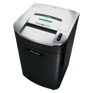 Swingline LX20-30 Continuous-Duty Cross-Cut Shredder - 20 Sheet Capacity