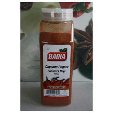 Badia Cayenne Pepper - 16 oz.