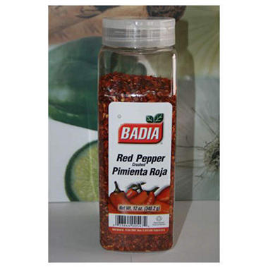 Badia Crushed Red Pepper (12 oz.)