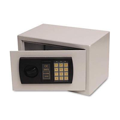 Gary - Personal Safe w/Bolt Down Kit for Wall or Floor