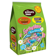 Hershey's Springtime Assortment Chocolate Candies - 50 oz.