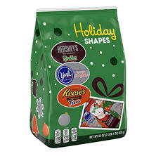 Hershey's Holiday Shapes Chocolate Assortment (33 oz.)
