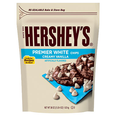 Hershey's Premier White Baking Chips - 36 oz.
