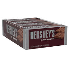 Hershey's Milk Chocolate Bar (1.55 oz., 36 ct.)