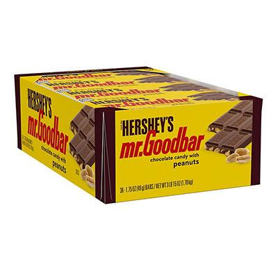 Hershey's Mr. Goodbar Candy Bar (36 ct.)