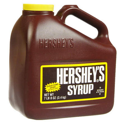 HERSHEY'S Chocolate Syrup (7 lbs. 8 oz.)