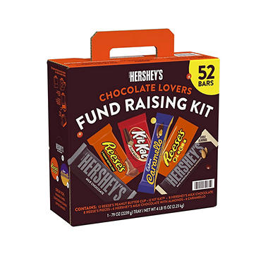Hershey's Fund Raising Kit - 52 pc.