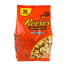Reese's Peanut Butter Cup Miniatures (56 oz.)