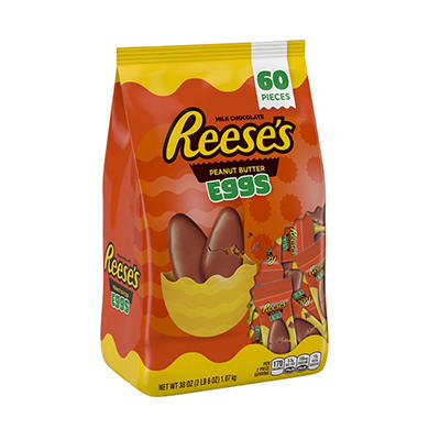 Reese's Peanut Butter Eggs, Snack Size (38 oz.)