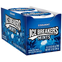 Ice Breakers Cool Mint Tin - 8 ct.