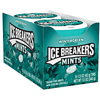 Ice Breakers Wintergreen Mints - 8ct.