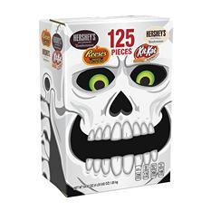 Hershey Skeleton Box (125 ct.)