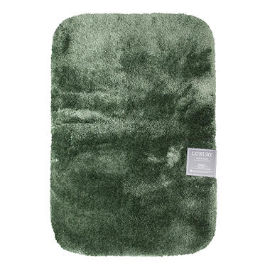 Lux Bath Rug - Fern