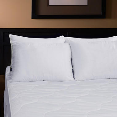 Superior Allergen Protection Mattress Pad - King