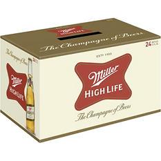 Miller High Life - 24 / 12 oz.