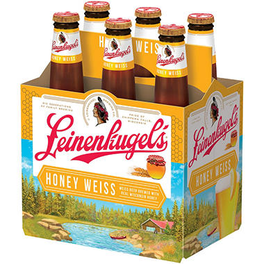 LEINENKUGEL HONEY 6 / 12 OZ BOTTLES