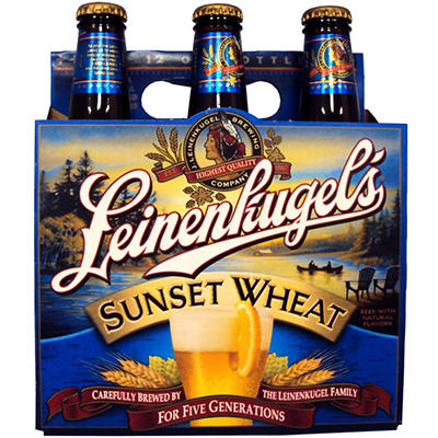 Leinenkugel Sunset Wheat - 12 oz. - 6 pk.