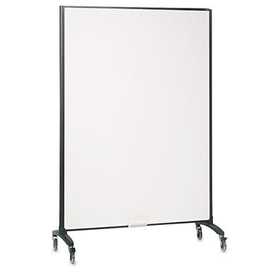 Quartet® Motion™ Marker & Bulletin Room Divider