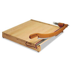 "Swingline - ClassicCut Ingento Solid Maple Paper Trimmer, 15 Sheets, Maple Base -  18"" x 18"""