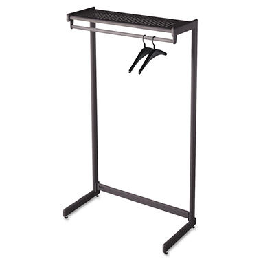 Quartet One Shelf Garment Racks