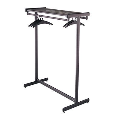 Quartet Double-Sided Garment Rack