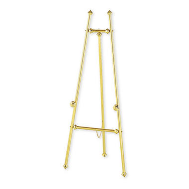 Quartet Decorative Brass Easel