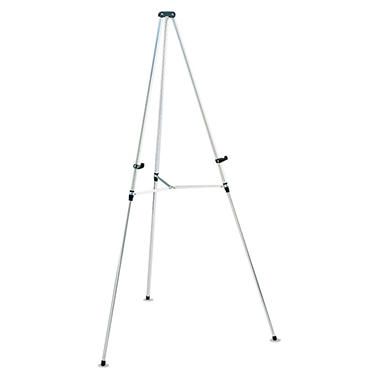 Quartet Lightweight Telescoping Tripod Easel, 38