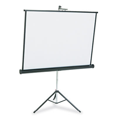 Quartet Portable Tripod Projection Screens