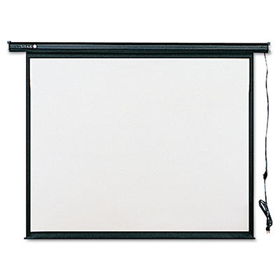 70x70 Quartet® Electric Projection Screen