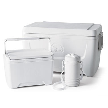 Igloo Marine Cooler Combo - White