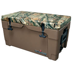 Igloo 55 Qt Sportsman Realtree Xtra - Tan