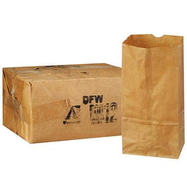 # 12 Brown Paper Bag - 500 Count