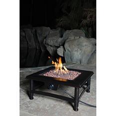 Titan Steel Gas Fire Pit