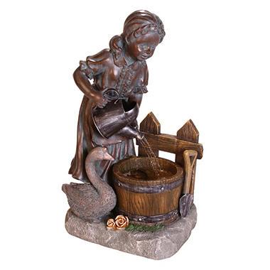 Genevive Fountain