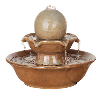 Brooks Fountain