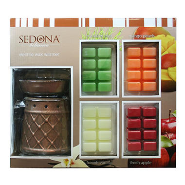 SEDONA Botanica Electric Wax Warmer