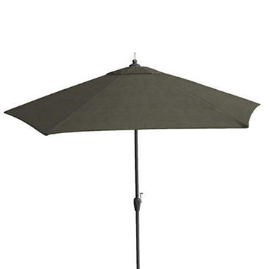 9' Market Umbrella - Gray