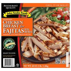 John Soules Chicken Fajita Meat - 3 lbs.