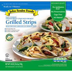 John Soules ABF Grilled Chicken Strip (18 oz.)