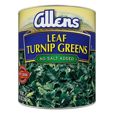 The Allens® Turnip Greens - 101 oz.