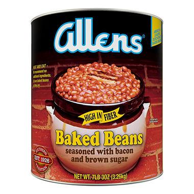 Allens Baked Beans - 115 oz.
