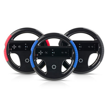 Memorex Racing Wheel For The Wii 3 Pk Sam 39 S Club